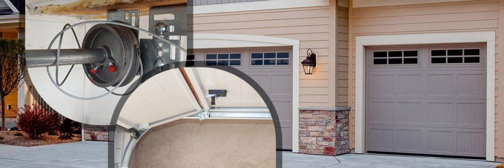 Garage Door Tracks Repair Naperville